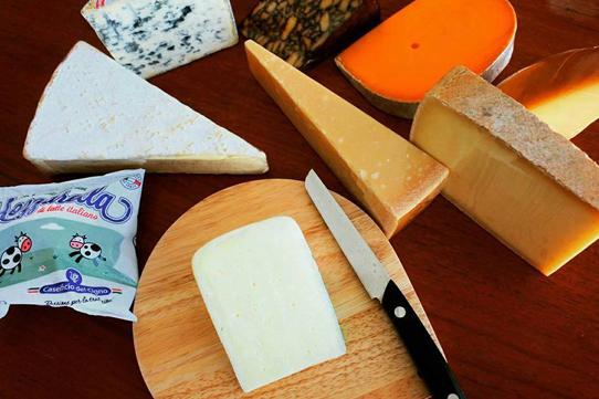 チーズとコーヒー Mui