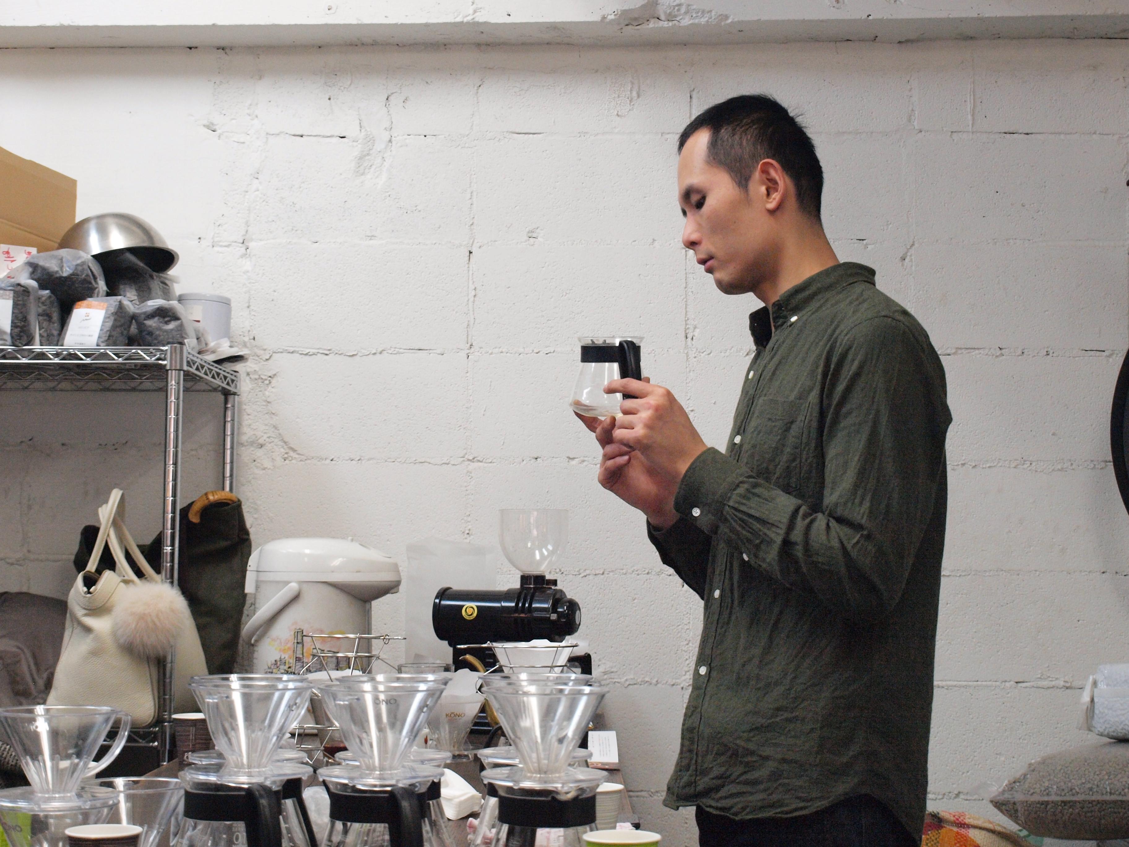 Mui コーヒーセミナー