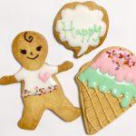 8/24(木)アイシングクッキーをつくろう! 夏休み企画 親子レッスン