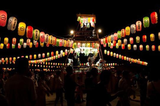 日枝神社盆踊り