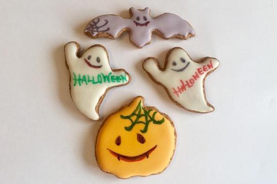 アイシングクッキーを作ろう!ハロウィン