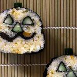 10/26(木)飾り巻き寿司を作ろう!ハロウィン