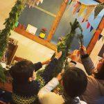 12/2(土)加藤花飾堂×新城テラス 親子で!クリスマスツリーづくりワークショップ