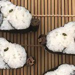 1/11(木)飾り巻き寿司 スヌーピー