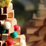 12/10(土)木製クリスマスツリー講座