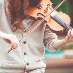 1/23(月)ママのおひざで聴くバイオリン体験・コンサート