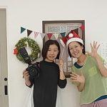 メリークリスマス!クリスマス親子ヨガ撮影会 @武蔵新城スタジオMAMA