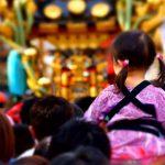 9/2(土)法政通り商店街 夜神輿