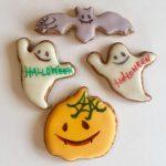 10/12(木)アイシングクッキーを作ろう!ハロウィン