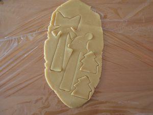 クッキー型抜き