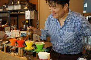 SHIBA COFFEE 店主