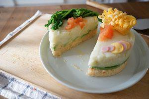 マッシュケーキ
