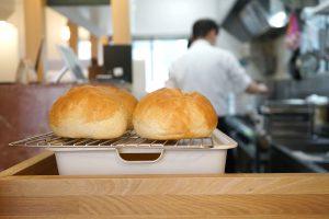 武蔵小杉 ビストロ カリネ 自家製パン